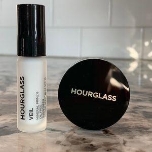Hourglass Mineral Primer + Setting Powder